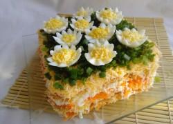 Салат «оранж» от светланы шнип
