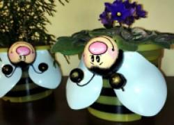 Кашпо «Пчелки»