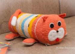 Подушка-игрушка «Кот»