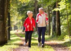 Польза пеших прогулок для ног и сердца