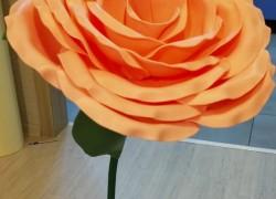 Ростовой светильник в виде цветка