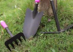 Как и чем точить садовый инструмент