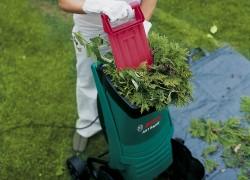 Садовый измельчитель: роскошь или необходимость