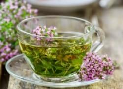 Идем в поля за душицей для чая