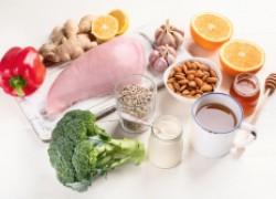 ТОП-12 продуктов, полезных для иммунитета