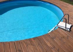 Каркасный бассейн своими руками