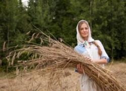 Деревенская невеста