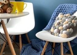 Шьем «каменную» подушку