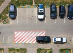 Можно ли во дворе отгородить парковочное место для себя
