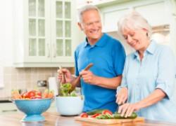 Принципы питания пожилых людей