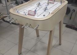 Напольная игра «хоккей» своими руками