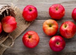 Красные сорта яблочек
