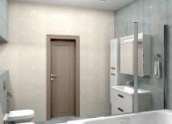 Что нужно знать при выборе дверей в ванную комнату