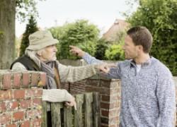 Что делать, если сосед наплевал на закон