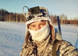 Зимняя охота на тетерева, или тетерев на лунках