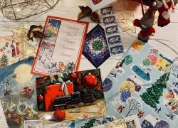 Картонные открытки и посылки – это здорово, волшебно и душевно, или как по почте доставить радость близким