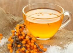 Облепиховый чай – простуду прогоняй!