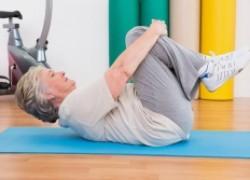 Упражнения при остеоартрозе коленных суставов