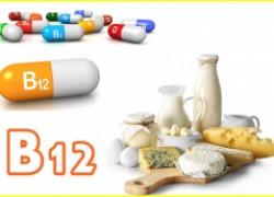 Восполняем дефицит витамина В12