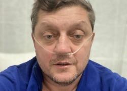 Олег ПАХОЛКОВ: 18 дней коронавирусного ада – 70 % пораженных легких