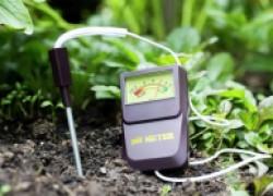 Приборы для замера кислотности почвы
