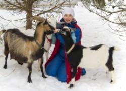 Как горожанка-белоручка превратилась в селянку-колхозницу