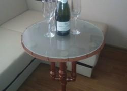 Мастерим винный столик