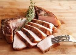 Буженина из свинины в рукаве
