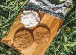 Финские лепешки с творожным сыром