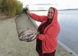 Незапланированная рыбалка стала моим хобби
