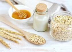 Овсянка, молоко и мед вернут вкус к жизни