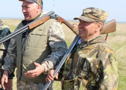Охота на «БАЙКУ» Николаю Яковлевичу Боровкову посвящаю…