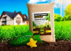 Диатомит – подарок для садоводов от природы
