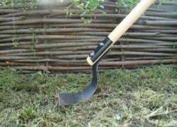 Лопата хорошо, а плоскорез лучше