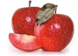 Яблоки с красной мякотью. Чем они лучше обычных?