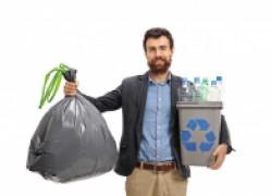Мужчины и пластик