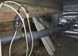 Почему греющий кабель внутри канализационной трубы – плохая идея