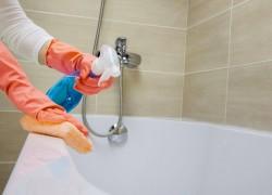 Простые хитрости, которые помогают содержать ванную в чистоте