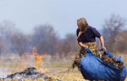 Как утилизировать опавшую листву, траву, овощи, фрукты, отходы с кухни
