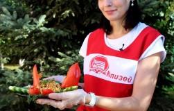 «веселая Китаянка» рис по-китайски, закуска «алые паруса»