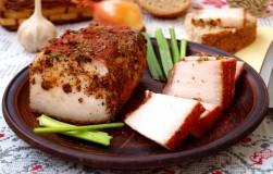 Три рецепта блюд с салом