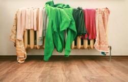 Сушить белье дома опасно для здоровья