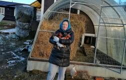 Евгения Каширина: «Решение заняться фермерством пришло в один момент»