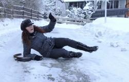 «зимний» травматизм: как оказать первую помощь