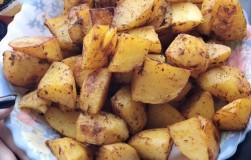 Вкусная картошка за 30 минут
