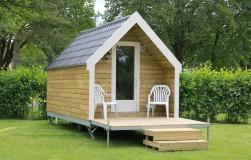 Хочу построить на даче гостевые домики