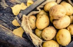 Молодая картошка зимой