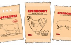 Кормовые добавки «Крепковит»