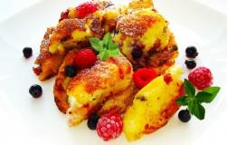 Кайзершмаррн, или пышный сладкий омлет на завтрак