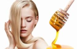 Мед осветлит и оздоровит ваши волосы